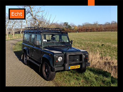 Defender 110 Epsom Green